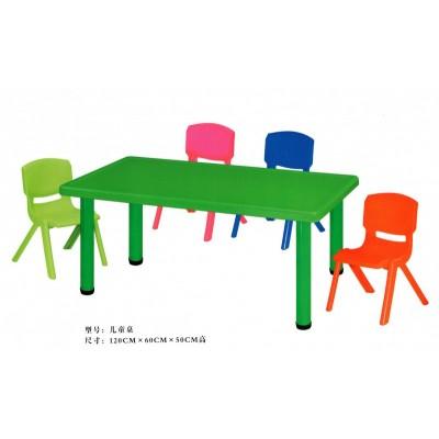 塑料 儿童桌