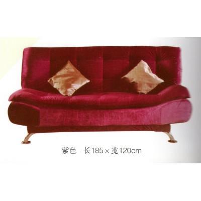 功能沙发  紫色
