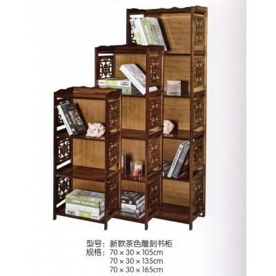 书柜  竹木