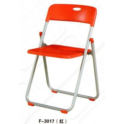 折叠椅 红