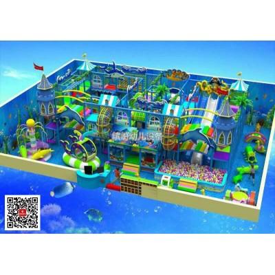 淘气堡儿童乐园儿童游乐场室内室外大小型设备玩具滑梯儿童城堡