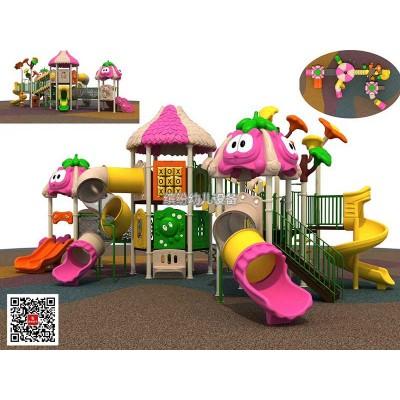 森林天使系列—滑滑梯秋千组合儿童室内家用幼儿园宝宝游乐场小型