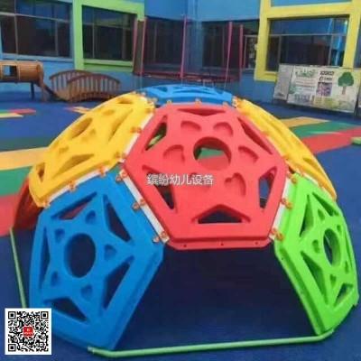 幼儿园游乐场加厚塑料毛毛虫钻洞儿童爬行隧道小精灵钻筒宝宝玩具