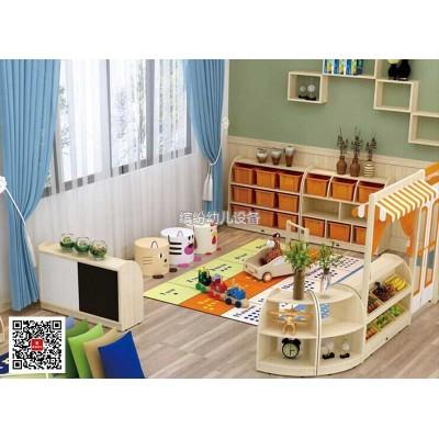 儿童书架书柜简易小书柜自由组合幼儿园书柜书架卡通储物柜置物架