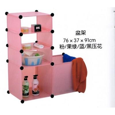 简易衣柜成人组装塑料收纳柜简约现代单人折叠似布艺衣橱