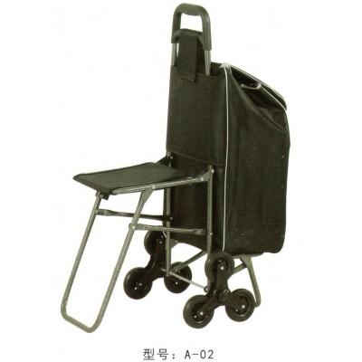 购物车买菜车小拉车爬楼可折叠手拉车便捷手拉车拉杆车推车拖