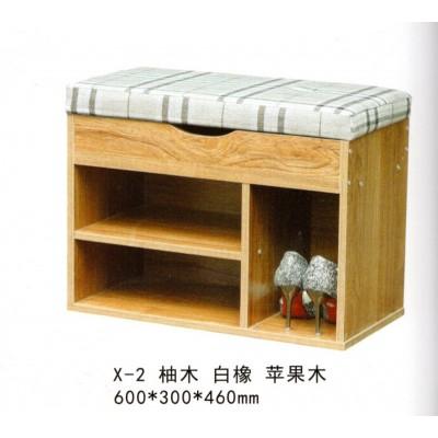 门厅多功能换鞋凳现代简约鞋柜储物鞋架防撞 环保无味