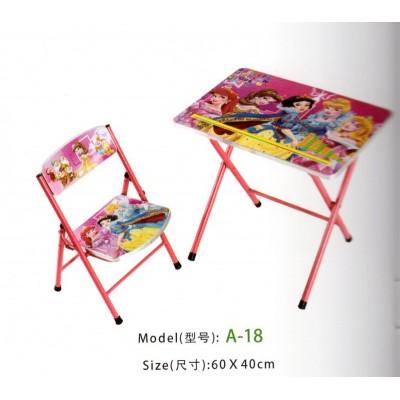儿童学习写字桌椅饭桌卡通餐桌懒人桌笔记本电脑桌床上书桌简约
