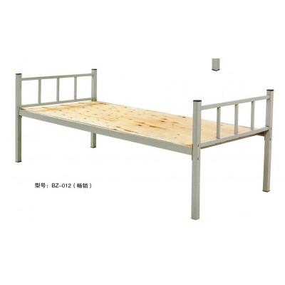 上下铺铁床员工宿舍成人床武汉学生双层床青年公寓出租房床钢架床