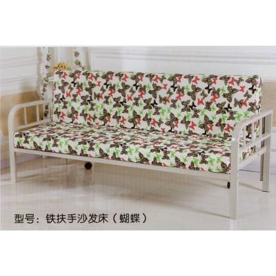 沙发床 懒人沙发 可折叠沙发 2米沙发床铁架沙发床 布艺沙发