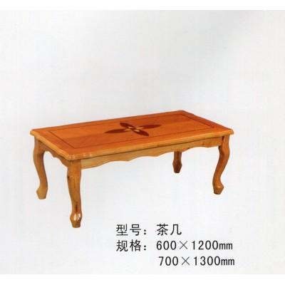 欧式实木茶几象牙白色电视柜客厅长方形茶桌小户型茶几边角几茶台