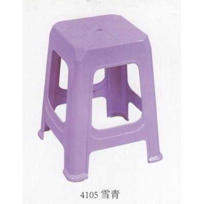 家用塑料凳子加厚餐桌凳吃饭登子熟料可重叠椅子浴室高凳防滑櫈