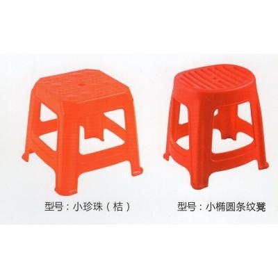 塑料椅子家用凳子防滑高椅子熟胶餐椅时尚胶板凳加厚成人椅子