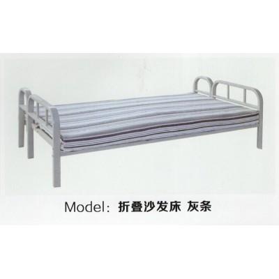 可折叠小户型客厅懒人棉麻布艺沙发三人两用办公室简易家具沙发床