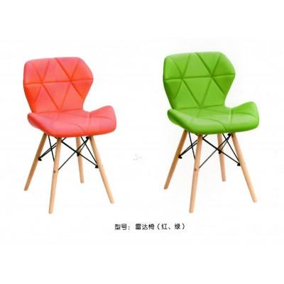 伊姆斯创意书桌休闲椅子电脑椅洽谈餐椅家用简约现代靠背时尚凳子