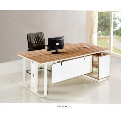 办公家具办公桌 新款老板桌 简约 现代 经理桌 板式主管桌
