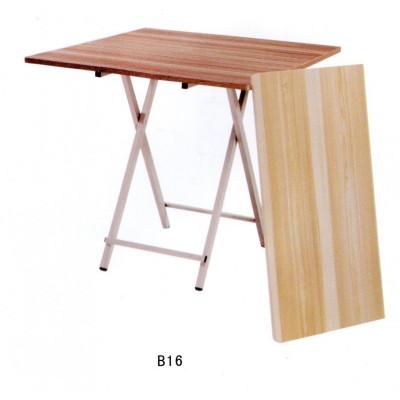 简易可折叠桌餐桌家用四方桌子便携正方形实木楠竹小户型吃饭桌椅