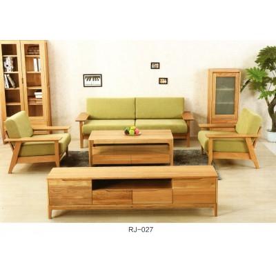 北欧现代简约半岛电视柜客厅储物带抽屉原木色电视柜小户型家具