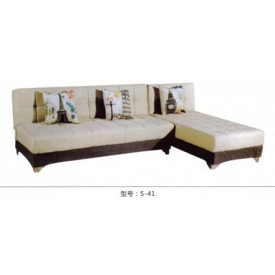 多功能沙发组合储物简约现代客厅整装大小户型布艺沙发床组合转角