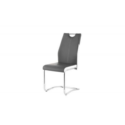 时尚碳素钢餐椅不锈钢餐桌配套餐椅钢化玻璃餐桌组合餐椅