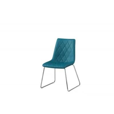 伊姆斯椅子现代简约经济型宜家用铁艺餐椅北欧网红靠背奶茶店餐厅