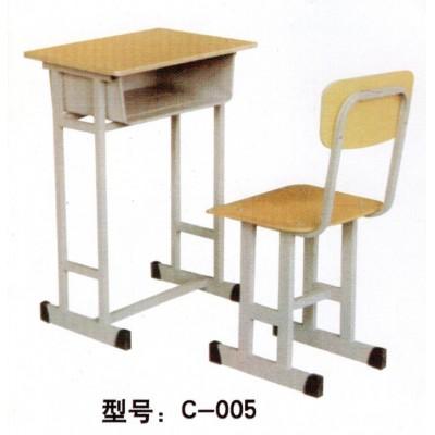 中小学生课桌辅导班课桌椅 培训课桌美术课桌儿童课桌学校课桌椅