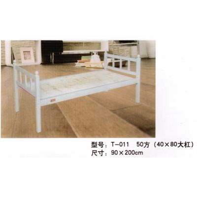 铁艺床铁架床双人床单人床儿童床简易铁床公主床