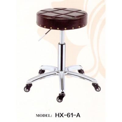 美容椅旋转升降圆凳防爆凳理发椅大工凳美发店转凳圆形滑轮