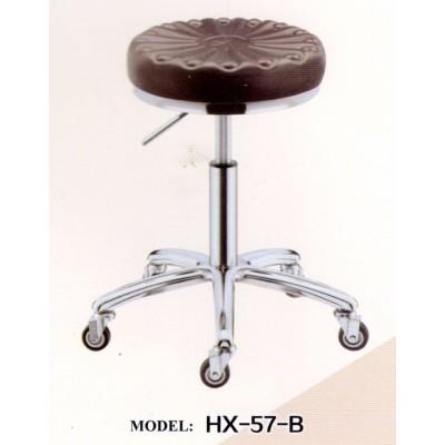 美容凳旋转升降椅大工椅吧台椅理发店小圆凳子家用工作凳滑轮椅子