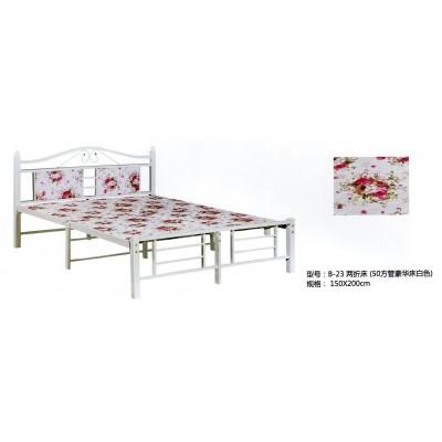 欧式加固折叠铁艺单双人床成人儿童陪护午睡床