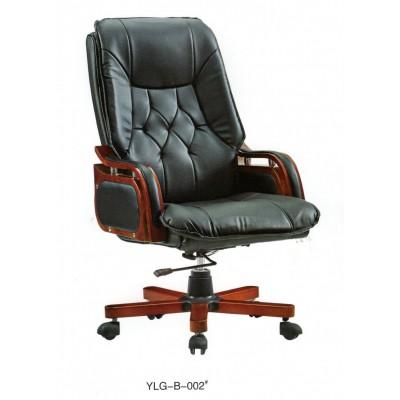 时尚办公椅午休大班椅经理主管椅 家用真皮老板椅 休闲电脑椅子