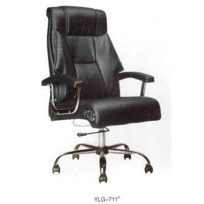 办公椅职员椅可躺真牛皮老板休息靠背电脑椅皮艺转椅升降