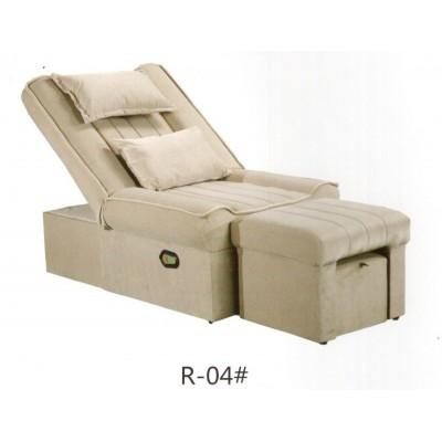 电动足疗洗脚沙发美甲美容桑拿折叠泡脚凳按摩床足浴店可躺沐足椅