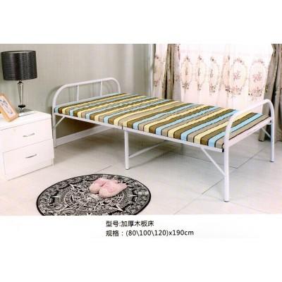 办公室折叠床单人床轻便行军床两用木板床小型可折叠床