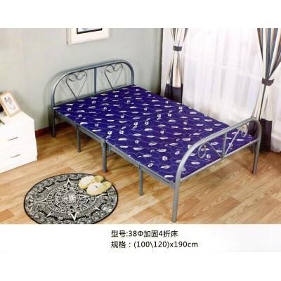折叠床单人床家用成人经济型出租屋简易床办公室午休床铁床双人床