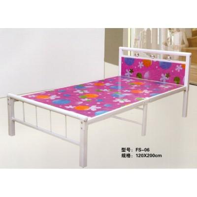 折叠床加固成人家用单人双人午睡办公室木板简易硬板宿舍出租屋床