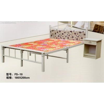 折叠床办公室午休床简易医疗陪护床欧式铁艺床