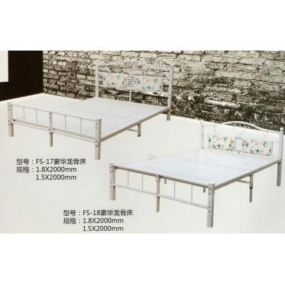 简约折叠床单人床家用双人午休床木板床出租屋床铁艺床简易床便携