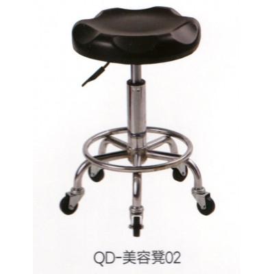 美容凳子旋转升降大工凳靠背滑轮美发理发店发廊专用高脚旋转凳