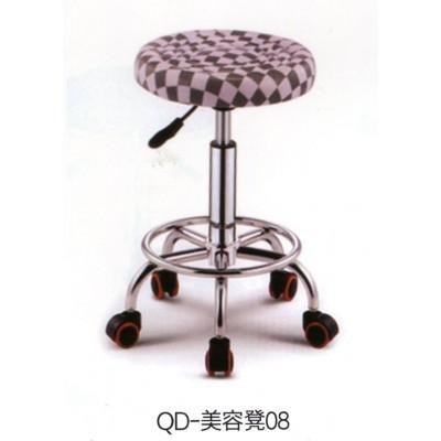 大工凳美容美发凳子发廊理发店美容院化妆旋转椅圆形吧椅