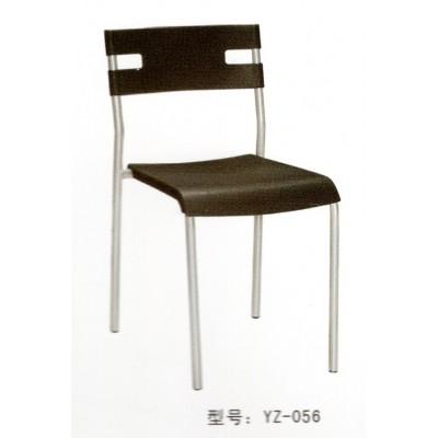 办公椅子简约休闲餐椅塑料椅教学培训椅写字椅职员椅学生椅会议椅