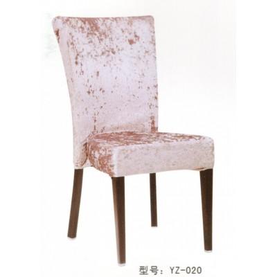 酒店餐椅铁腿高背软包椅宾馆椅销售部楼椅饭店家用椅美甲椅