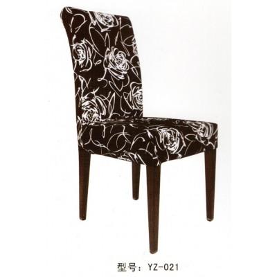 餐椅布艺餐桌椅酒店饭店咖啡厅餐厅椅子肯德基软包简约欧式