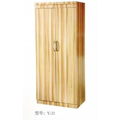 板材 衣橱阳台柜 二门三门平开门 大容量简易衣柜儿童