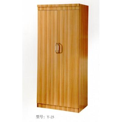 木质衣柜 简约现代板式组合大衣柜卧室2门