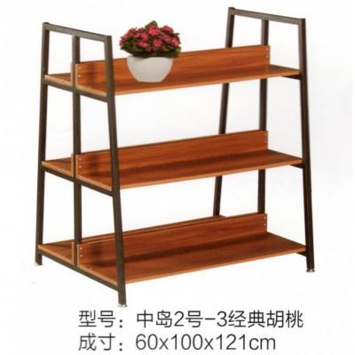 示架化妆品柜陈列架产品组合货柜样品置物架货架柜华庆家具