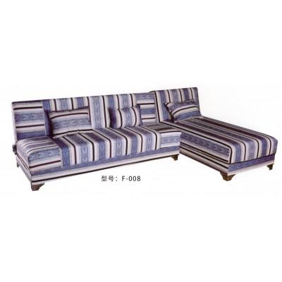 沙发床躺椅懒人沙发折叠多功能沙发床客厅布艺沙发床鸿运家具