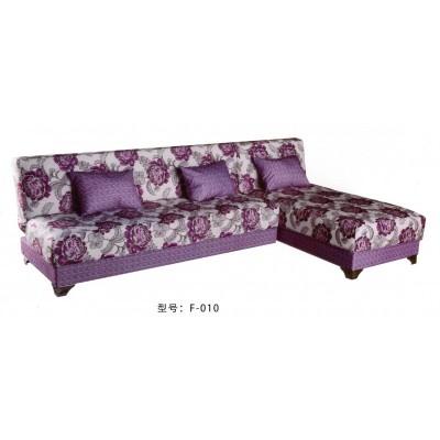 布艺沙发简约现代大小户型拆洗三人组合沙发鸿运家具