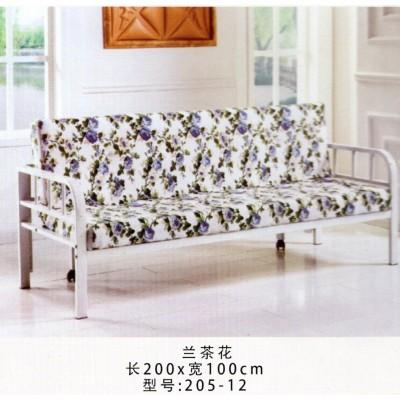 简易可折叠 多功能沙发 小户型 两用午休布艺沙发床鸿运家具