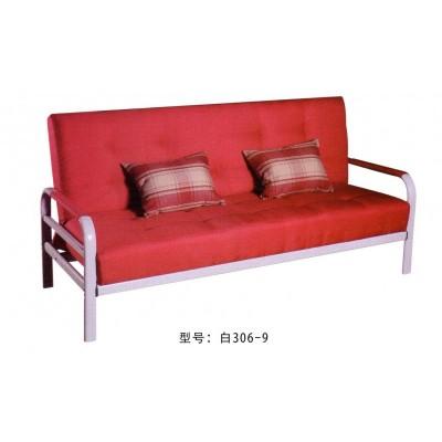 多功能懒人沙发床  可拆洗 可折叠  单人双人布艺鸿运家具